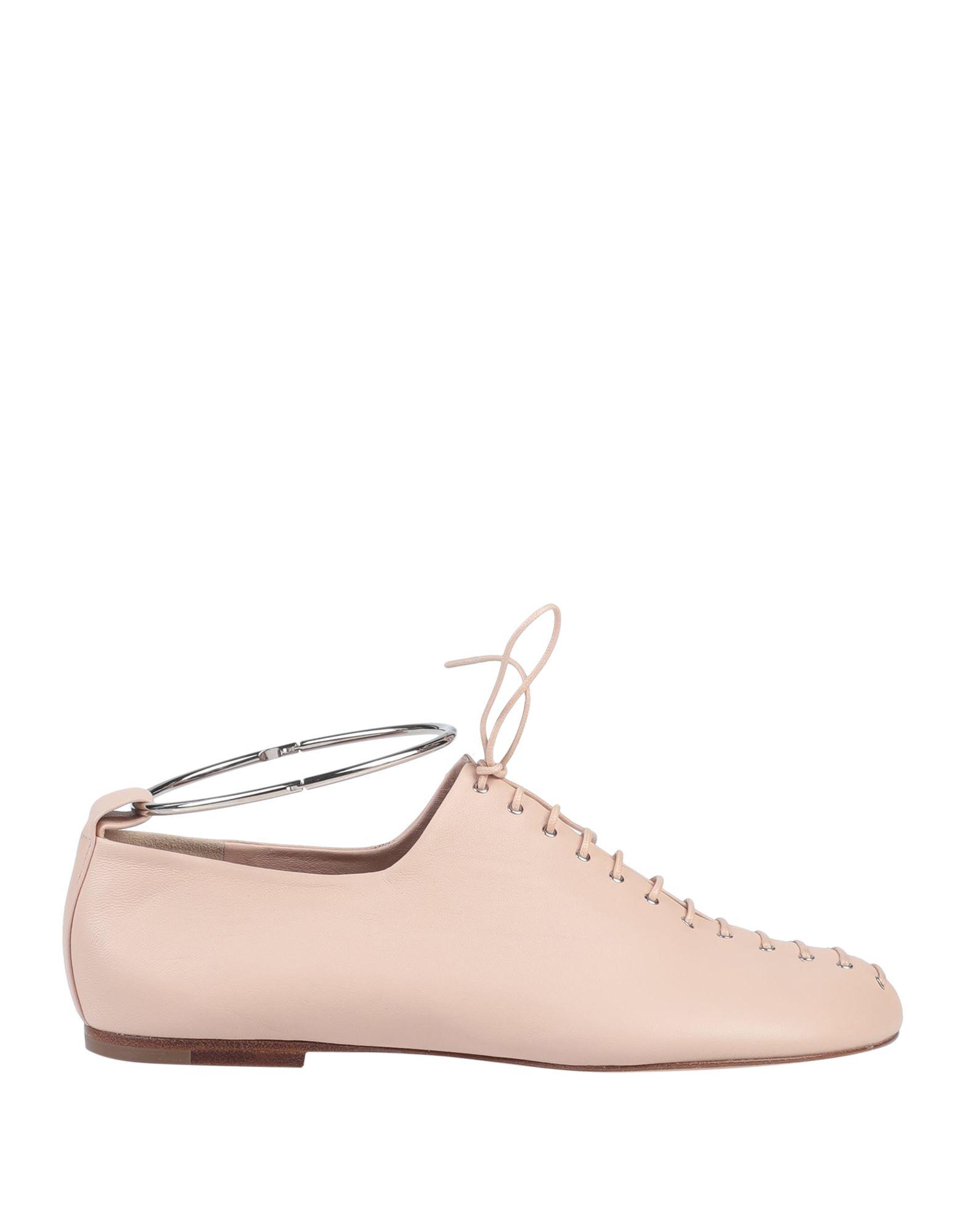 JIL SANDER Обувь на шнурках jil sander обувь на шнурках