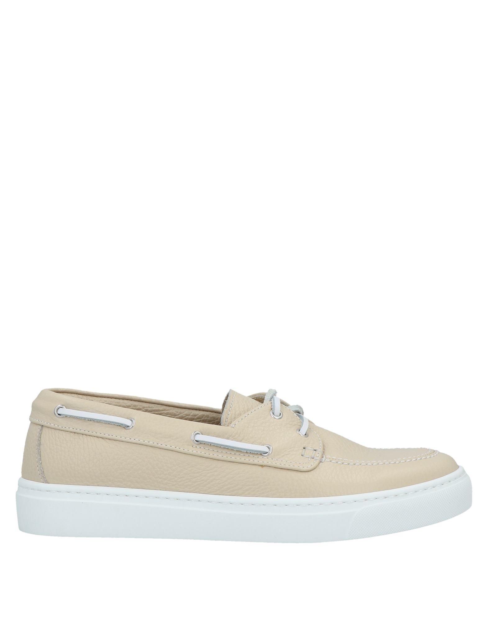 Henderson Baracco Sneakers In Beige