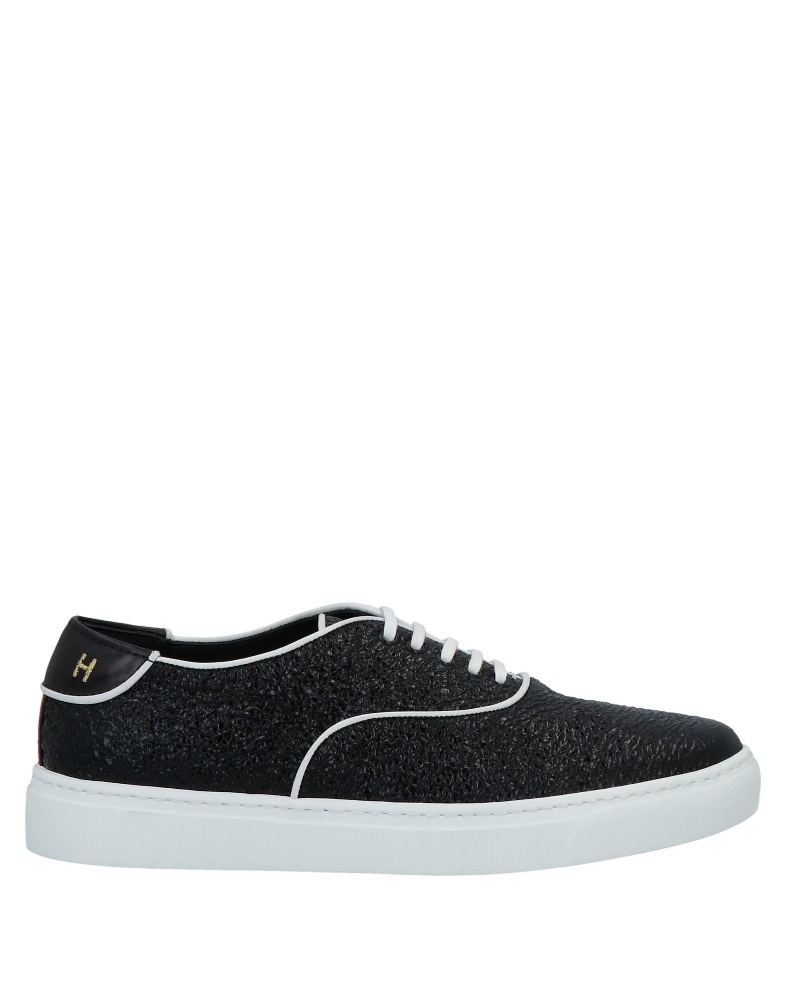 Henderson Baracco Sneakers In Black