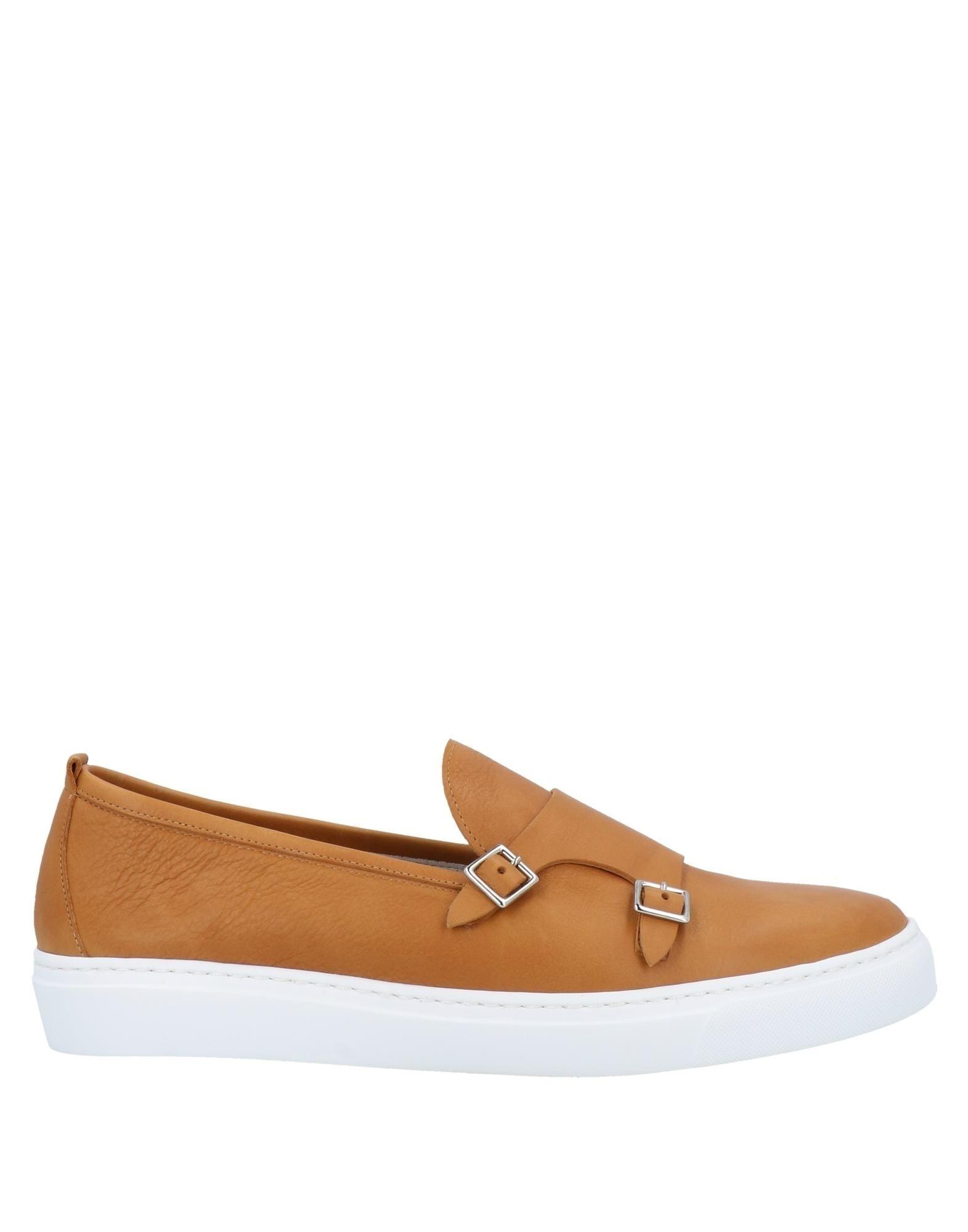 Henderson Baracco Sneakers In Tan