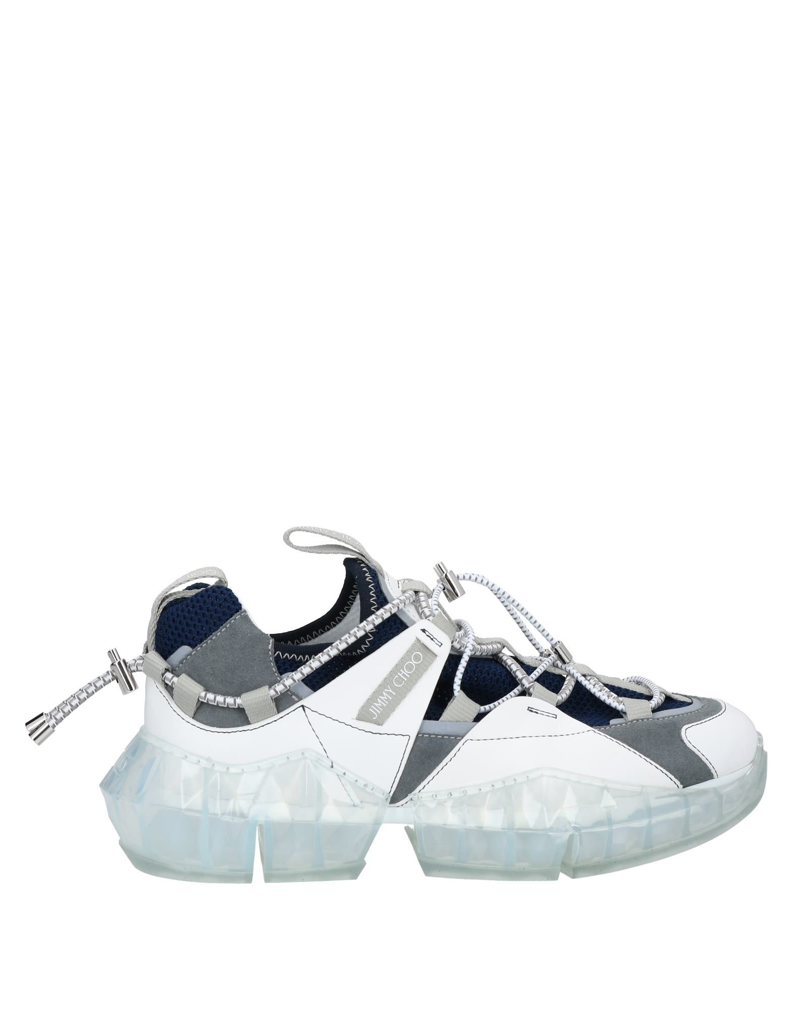Фото - JIMMY CHOO Низкие кеды и кроссовки jimmy choo высокие кеды и кроссовки