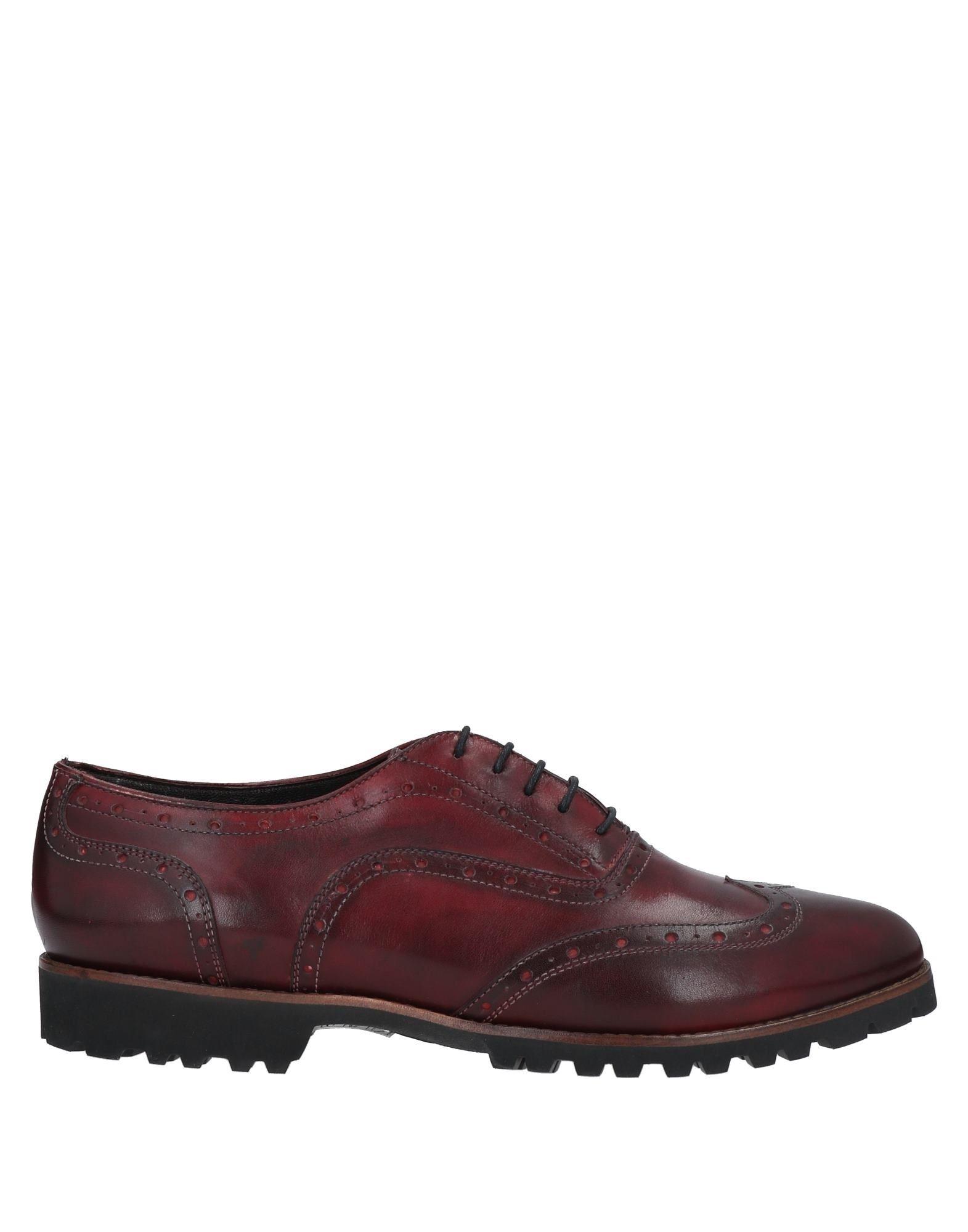 PAKERSON Обувь на шнурках f lli ferrari обувь на шнурках
