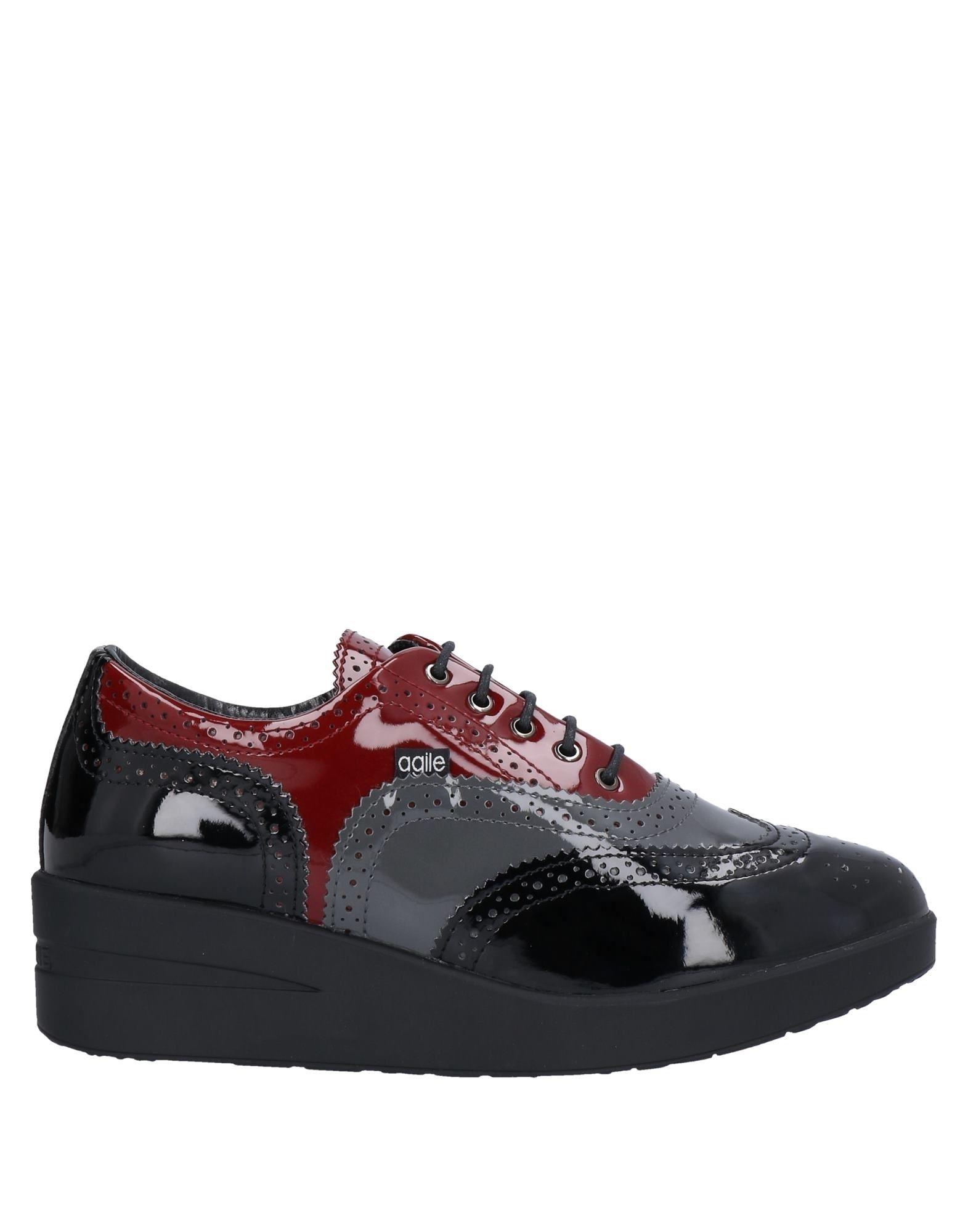 AGILE by RUCOLINE Обувь на шнурках claudia by isaberi обувь на шнурках
