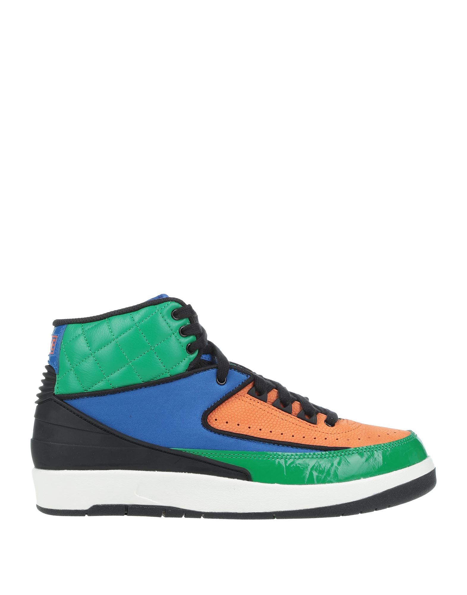《セール開催中》NIKE レディース スニーカー&テニスシューズ(ハイカット) オレンジ 5 紡績繊維 / 革