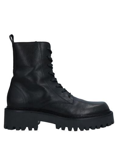 Полусапоги и высокие ботинки VIC MATIĒ. Цвет: черный