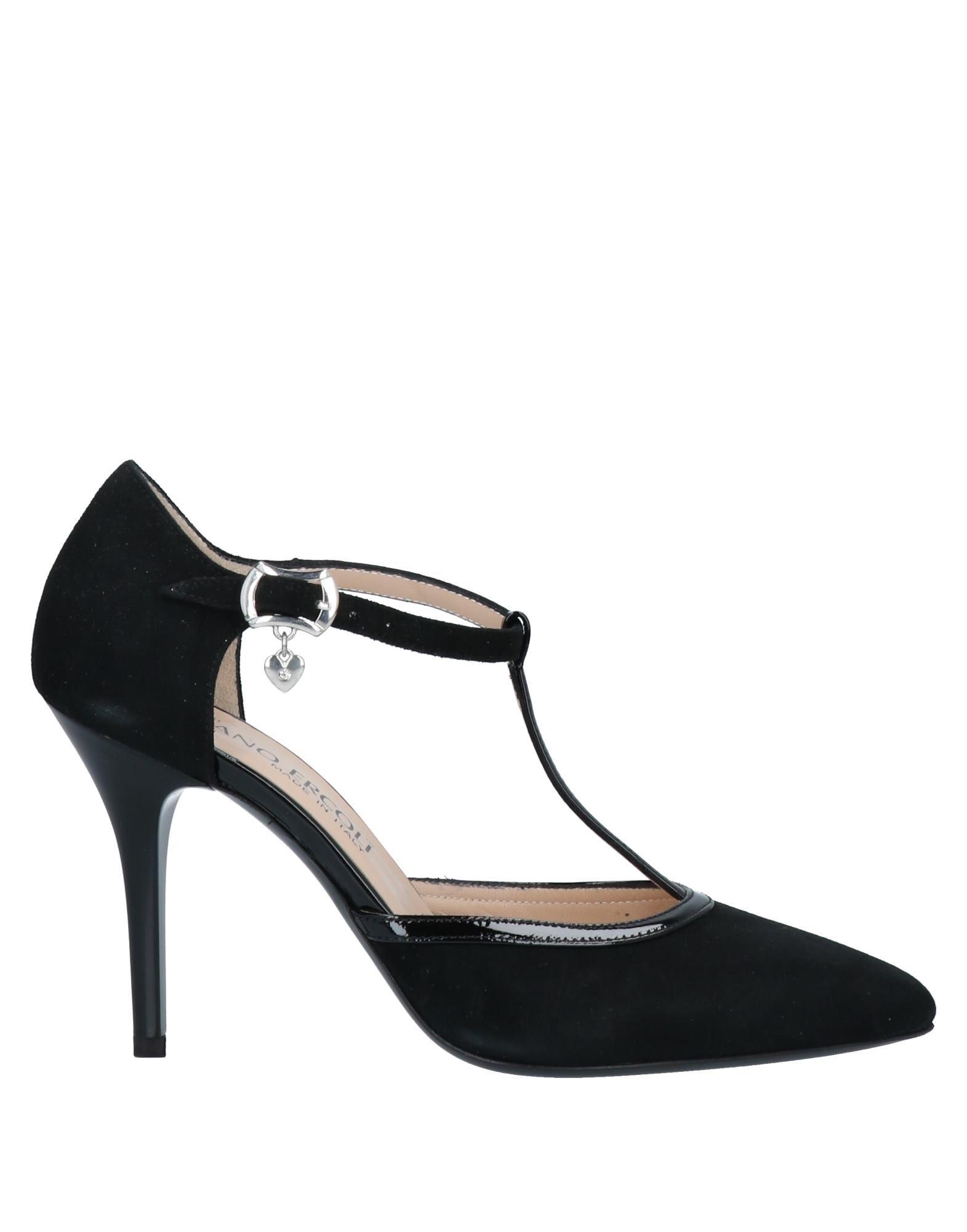 Flaviano Ercoli® Pumps In Black