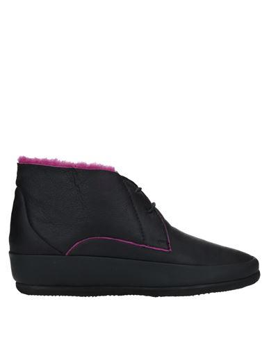 Полусапоги и высокие ботинки PAKERSON. Цвет: черный