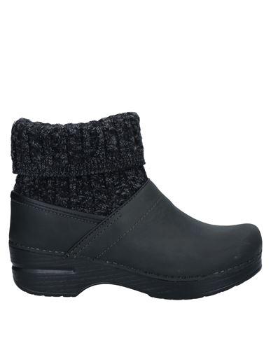 Полусапоги и высокие ботинки DANSKO. Цвет: черный