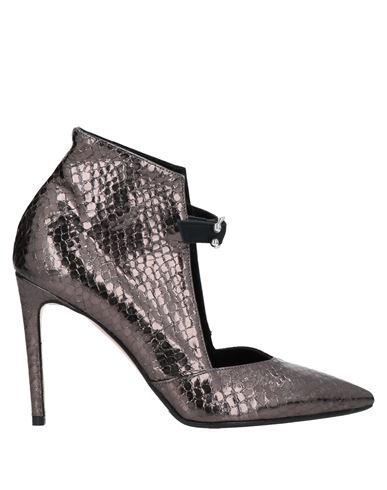 Полусапоги и высокие ботинки AMIMANERA Venezia. Цвет: серебристый