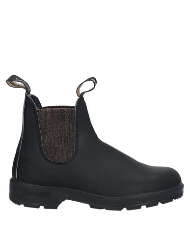 Полусапоги и высокие ботинки BLUNDSTONE. Цвет: черный
