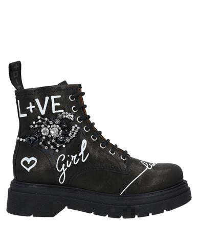 Полусапоги и высокие ботинки GIO+