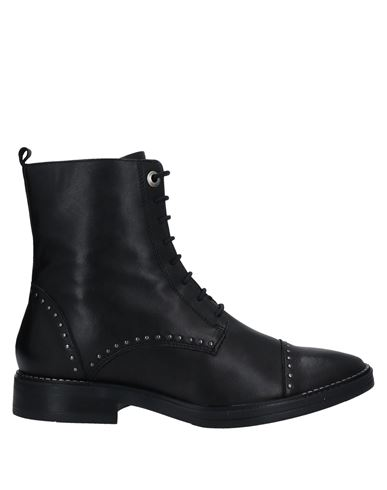 Полусапоги и высокие ботинки TOSCA BLU. Цвет: черный