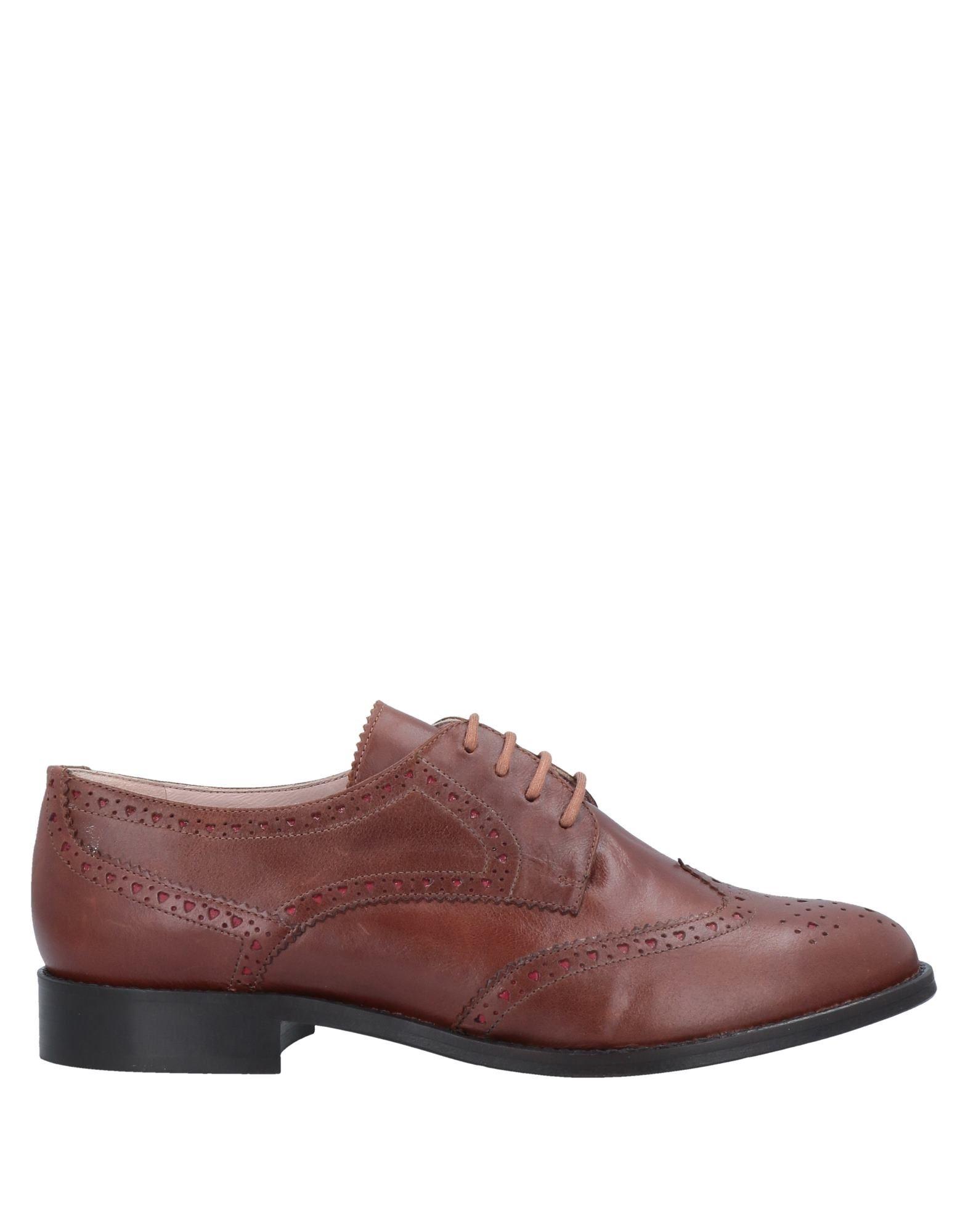 L by MISS L-FIRE Обувь на шнурках claudia by isaberi обувь на шнурках