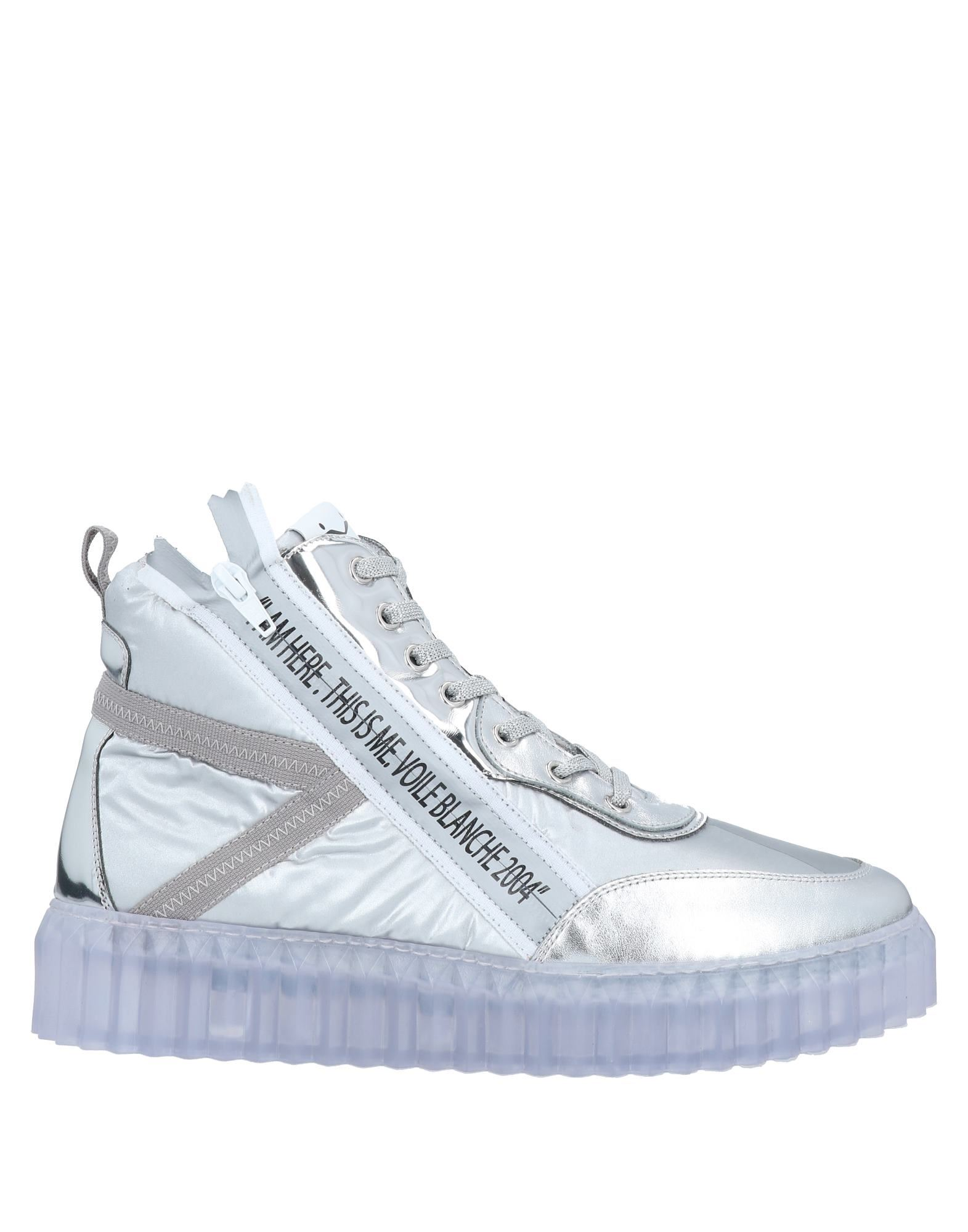 VOILE BLANCHE Высокие кеды и кроссовки voile blanche высокие кеды и кроссовки