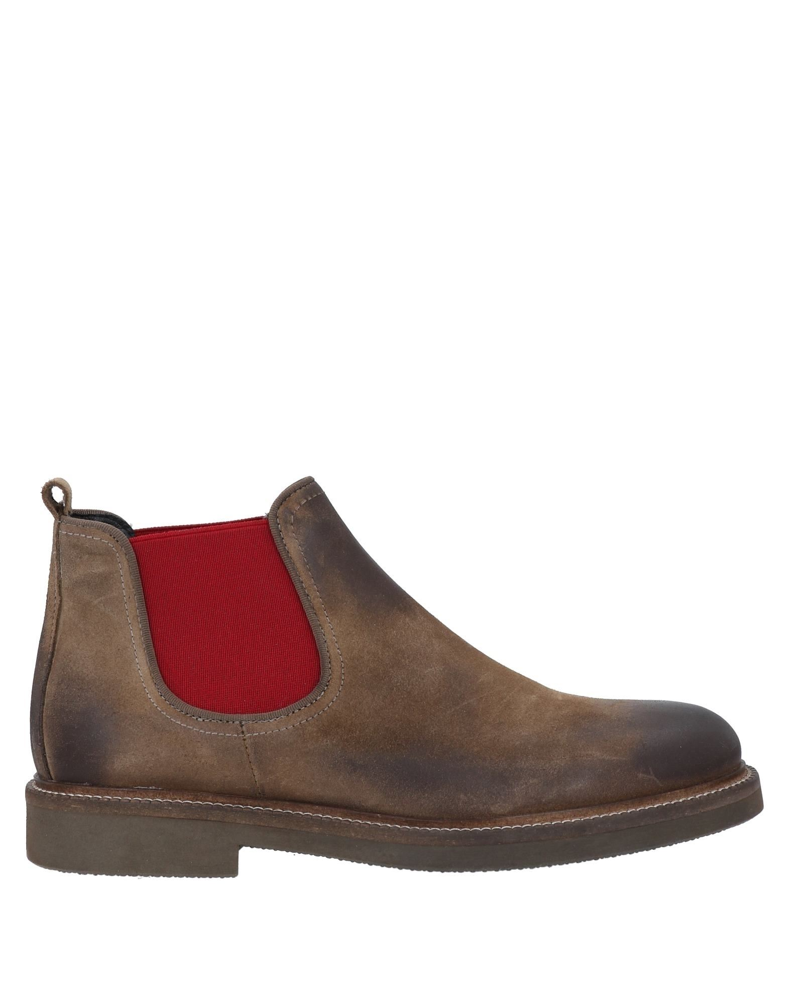 EXTON Полусапоги и высокие ботинки
