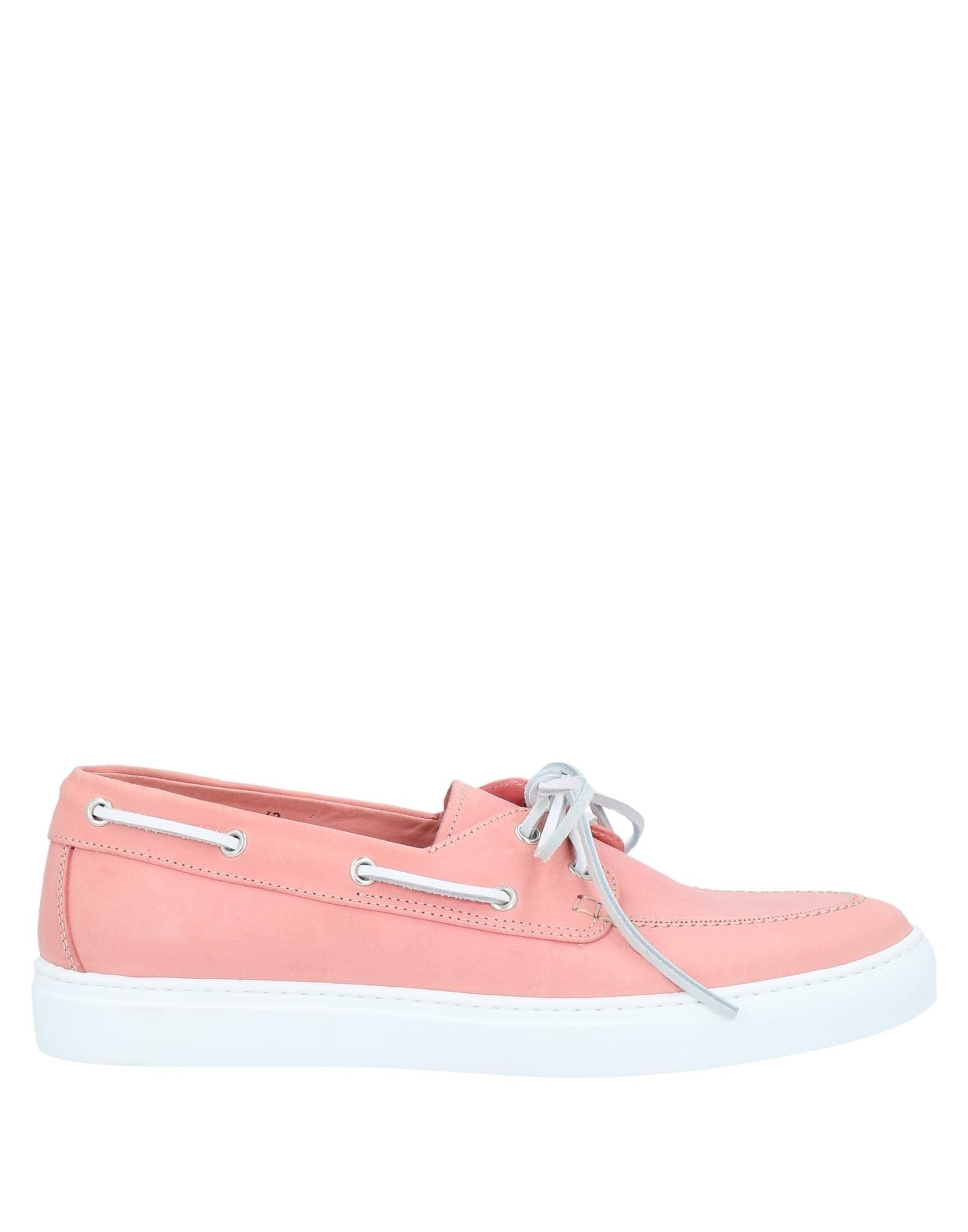 Henderson Baracco Loafers In Pink