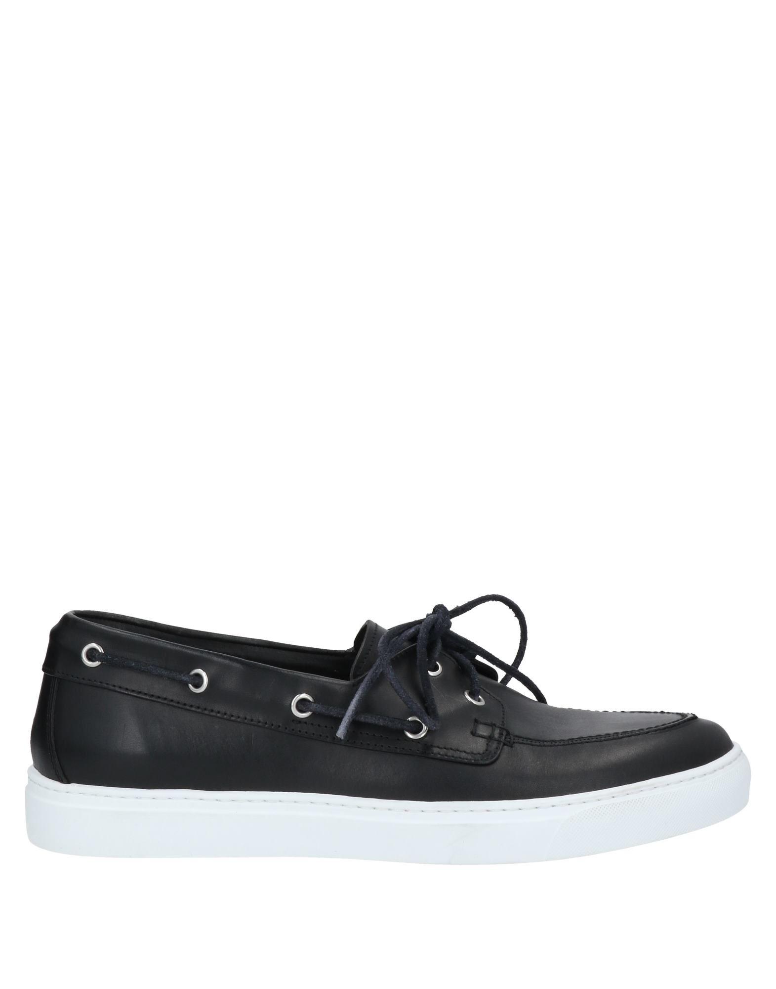 Henderson Baracco Loafers In Black