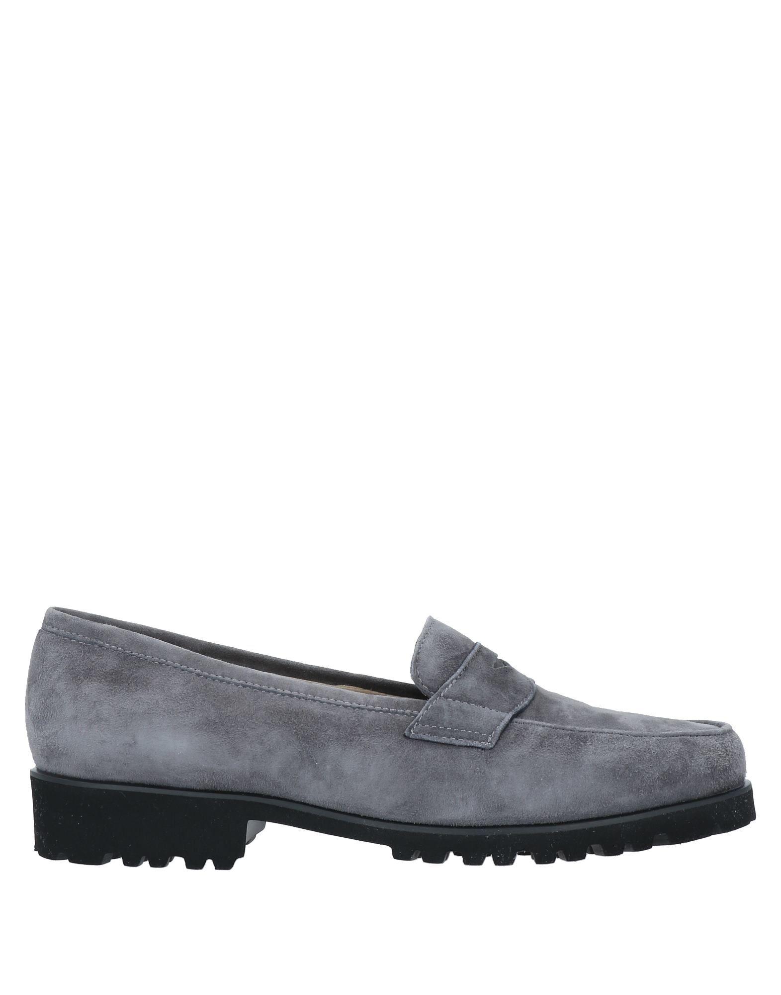 Konstantin Starke Loafers In Grey