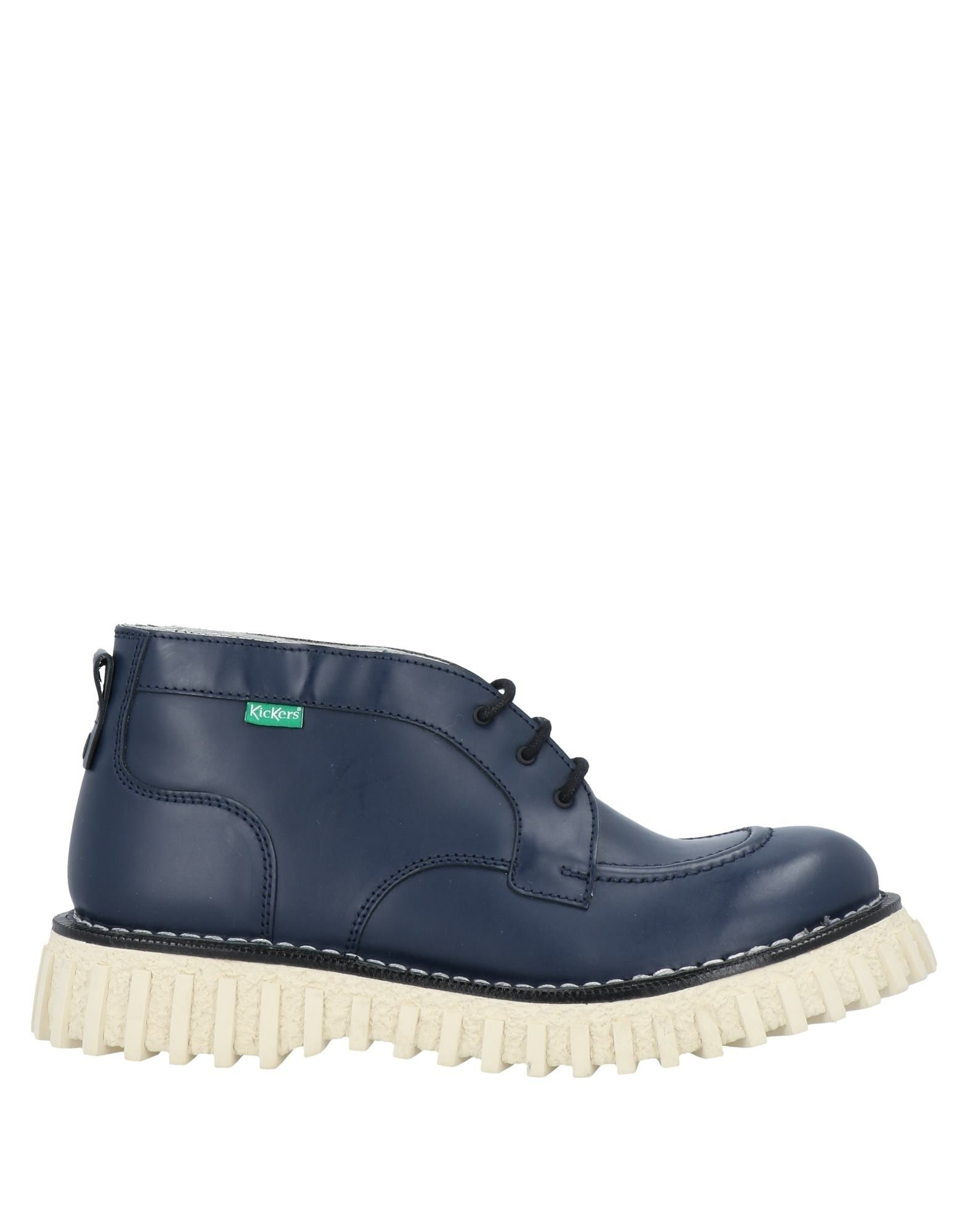 KICKERS x ADIEU Полусапоги и высокие ботинки