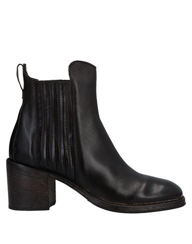 Полусапоги и высокие ботинки MOMA