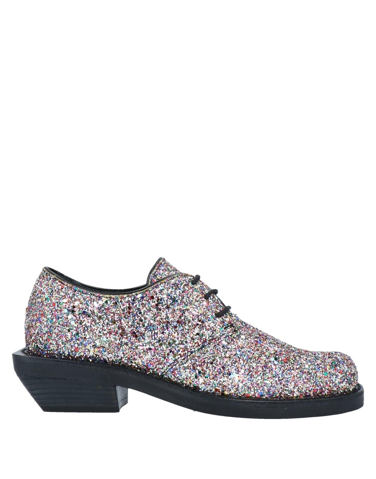 Фото - MM6 MAISON MARGIELA Обувь на шнурках maison margiela 22 обувь на шнурках