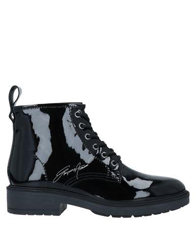 Полусапоги и высокие ботинки EMPORIO ARMANI