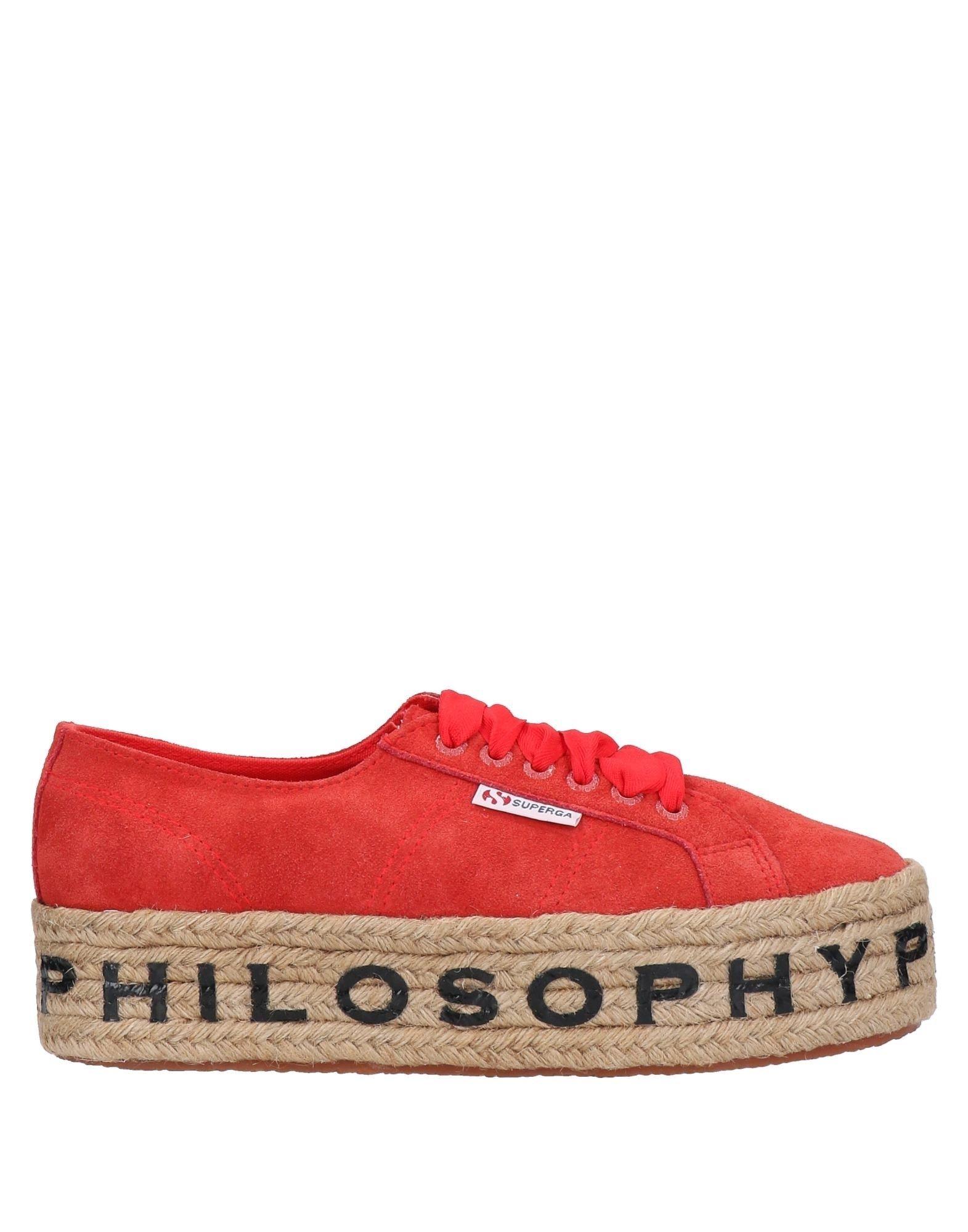 Фото - SUPERGA x PHILOSOPHY di LORENZO SERAFINI Кеды и кроссовки superga x myar высокие кеды и кроссовки
