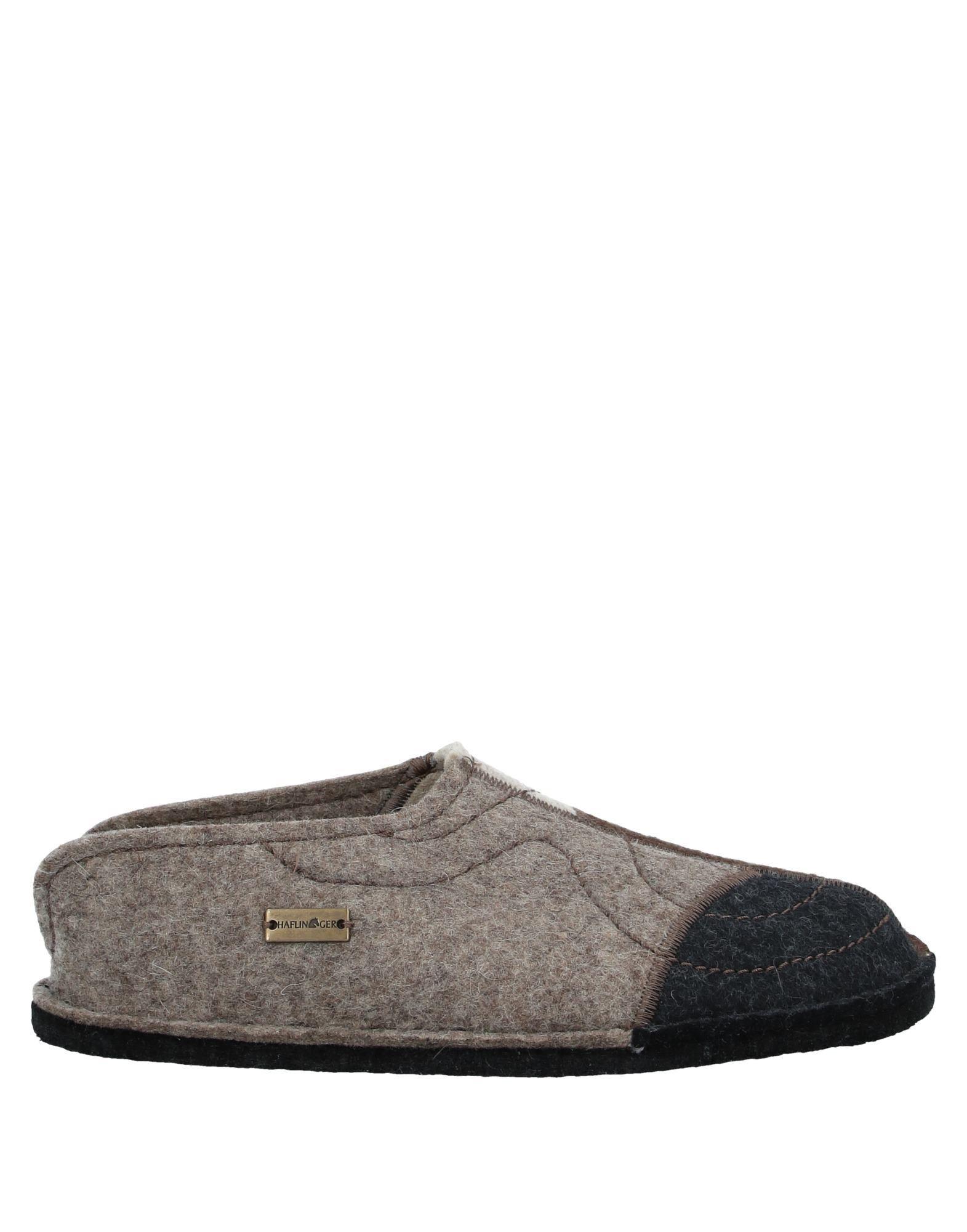 HAFLINGER Домашние туфли