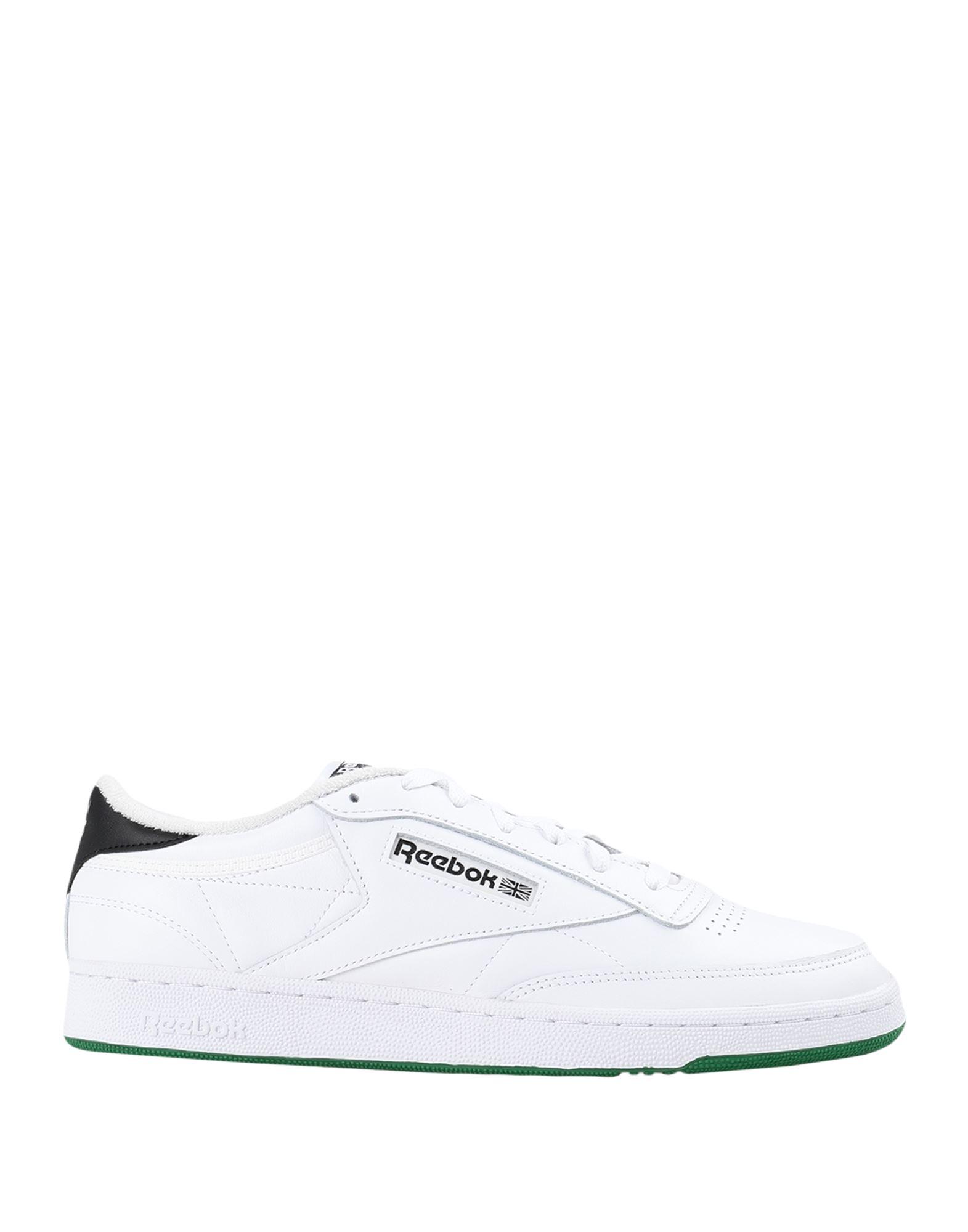 REEBOK リーボック メンズ スニーカー CLUB C 85 ホワイト