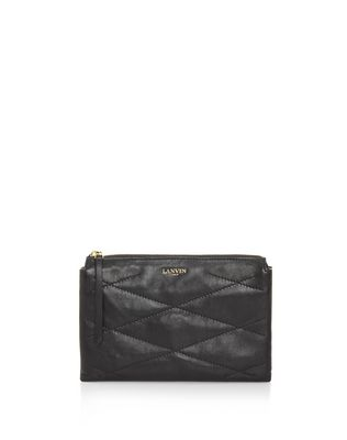 LANVIN Other Leather Accessories D Sugar Cosmetic case in lambskin F