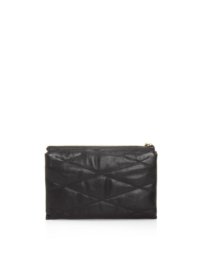 LANVIN Sugar Cosmetic case in lambskin Other Leather Accessories D r