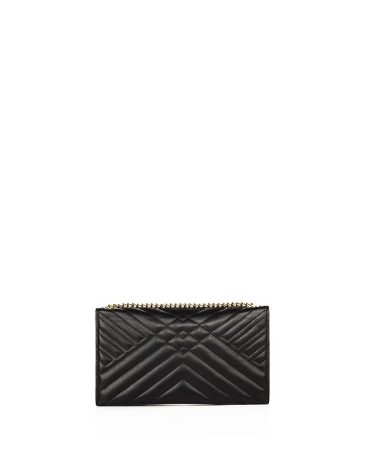 lanvin sugar clutch bag with chain women
