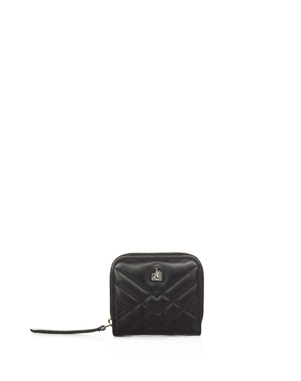 COMPACT QUILTED SUGAR PURSE - Lanvin