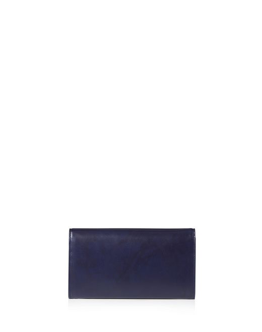 lanvin chain wallet with flap women