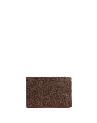 LANVIN GRAINED CALFSKIN CARD HOLDER Wallets & Card Holders U r