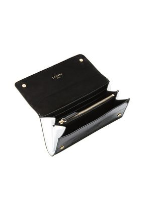 LANVIN FLAP CLUTCH Wallets & Card Holders D d