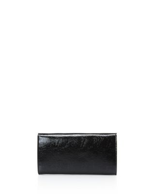 LANVIN FLAP CLUTCH Wallets & Card Holders D r