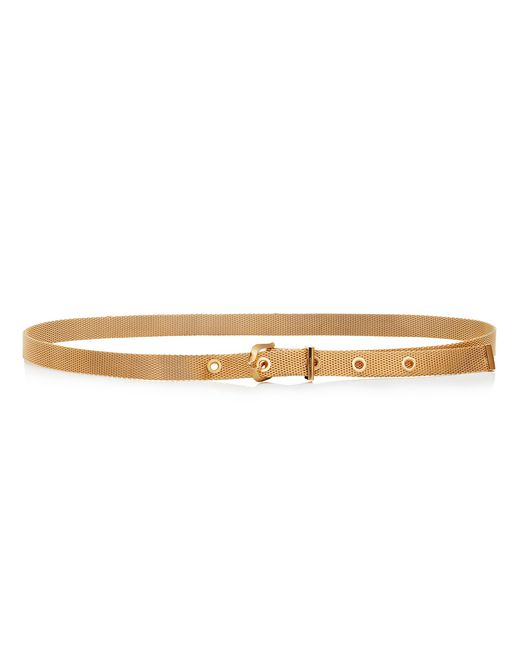 lanvin chain belt women