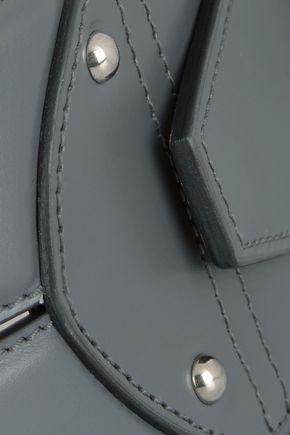 ALAÏA Leather waist belt