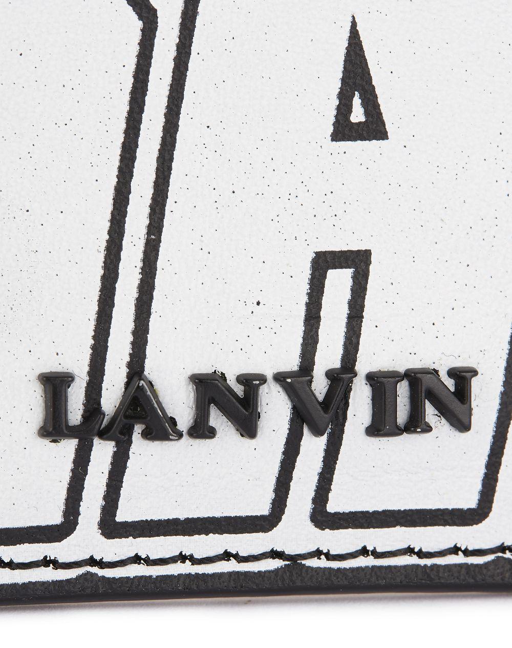 LANVIN LOGO CARD HOLDER - Lanvin