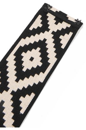 VANESSA SEWARD Fajas woven cotton belt