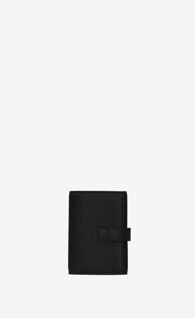 SAINT LAURENT Sac de jour SLG U サック・ド・ジュール キーケース(ブラック/グレインレザー) b_V4