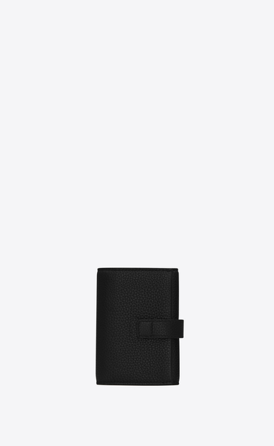 SAINT LAURENT Sac de jour SLG メンズ サック・ド・ジュール キーケース(ブラック/グレインレザー) b_V4