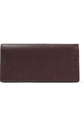 MARNI Textured-leather wallet