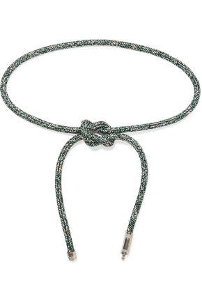 ACNE STUDIOS Jack cord belt