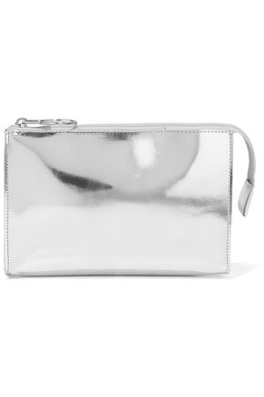 MM6 MAISON MARGIELA Metallic PVC Pouch