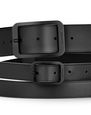 LANVIN Belt Woman DOUBLE BELT f