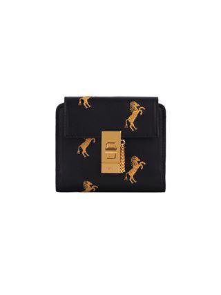Drew square wallet