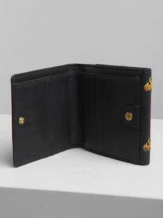 Signature square wallet