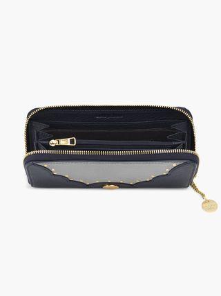 Nick long zipped wallet